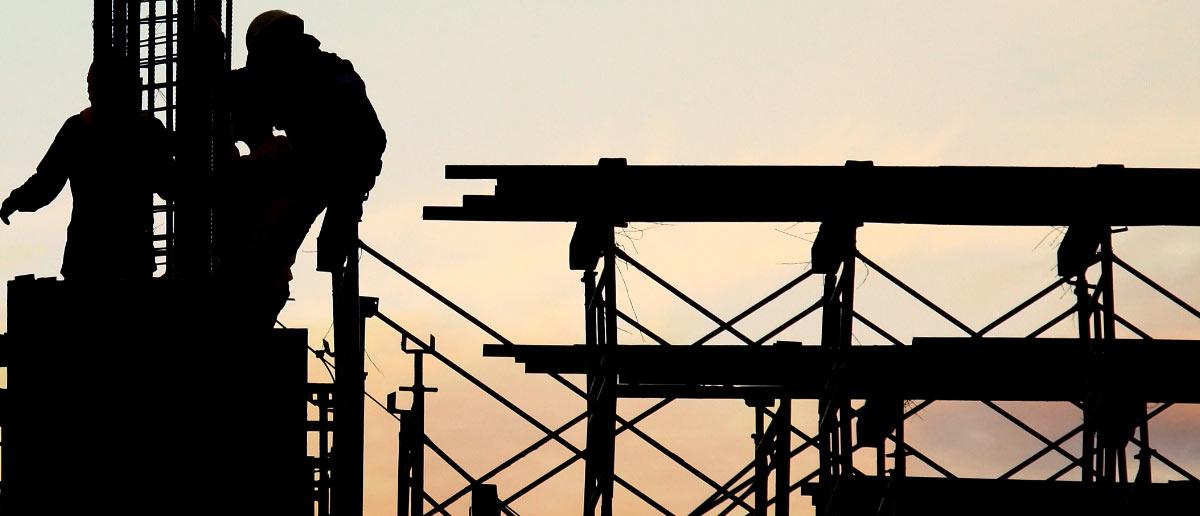 Suministro de hierro y acero para la construcción