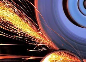 Suministro de hierro y acero para la industria.