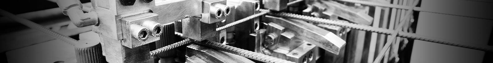 Servicio de fabricación de malla en hierro y acero